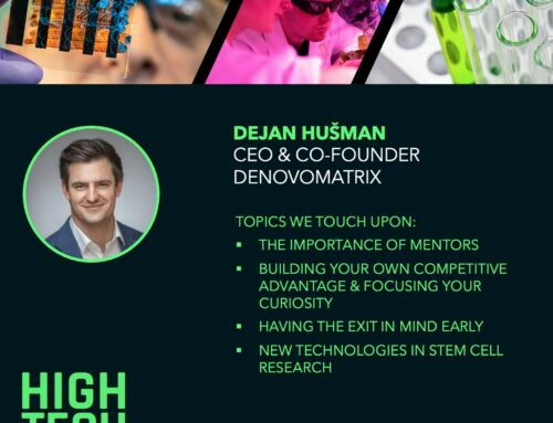 Dejan in Hightech Ventures Podcast