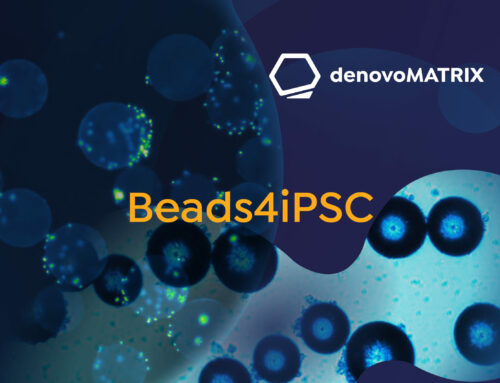denovoMATRIX acquires state grant for accelerating development of iPSC scale-up technologies