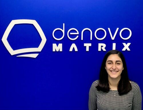 Welcome Marina. New sales representative.